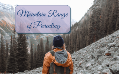 Mountain Range of Parenting